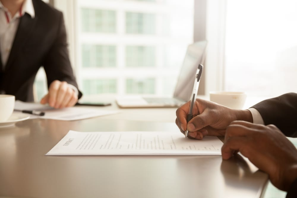 Business Law: Contract Review